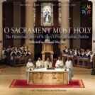 'O Sacrament Most Holy' cover